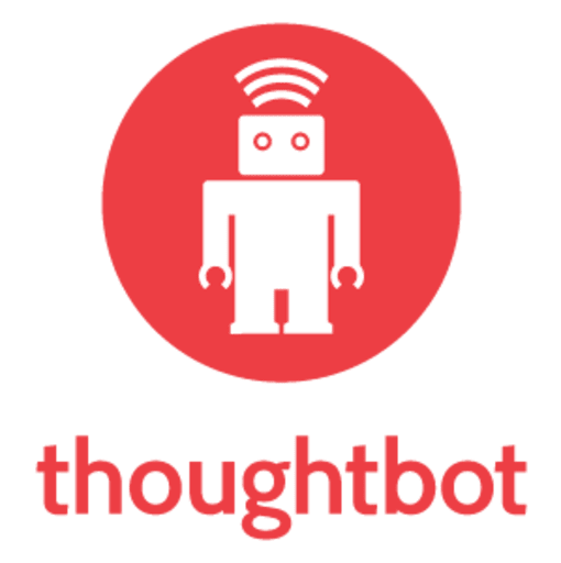 Top Website Design Business Logo: ThoughtBot