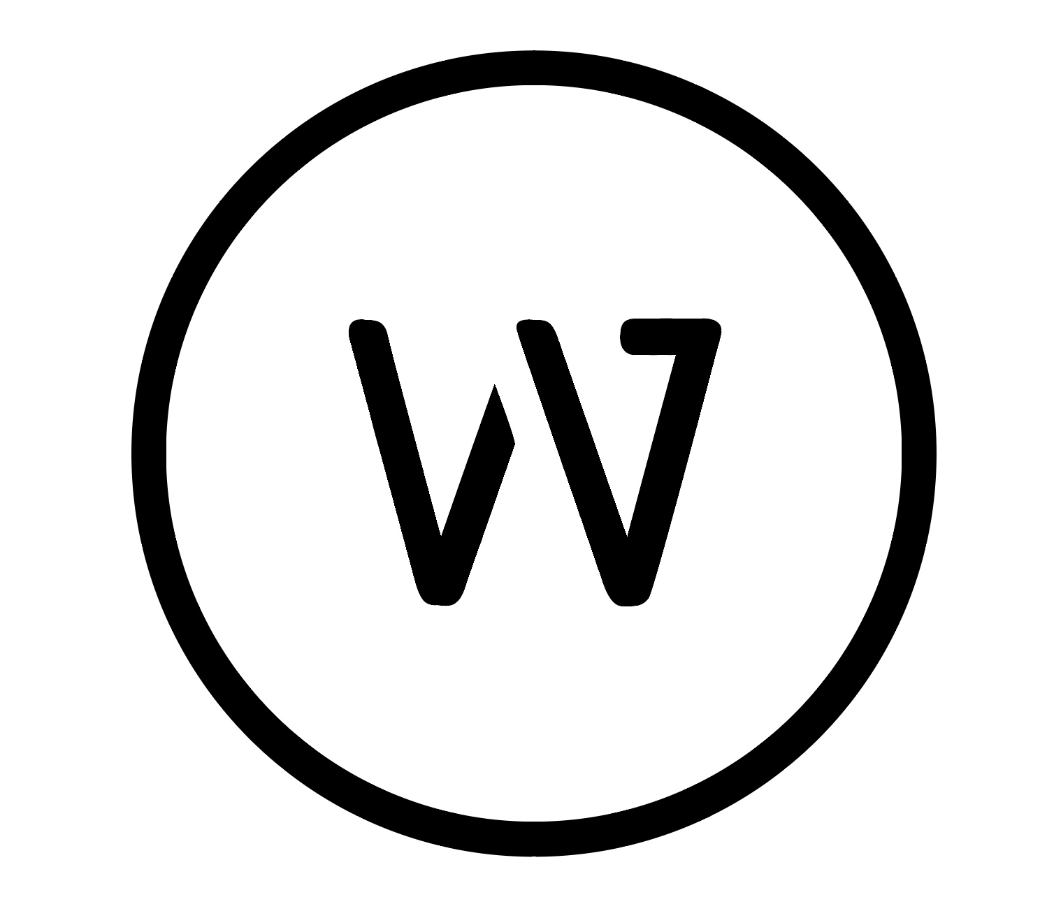Best Raleigh Web Development Business Logo: Walk West