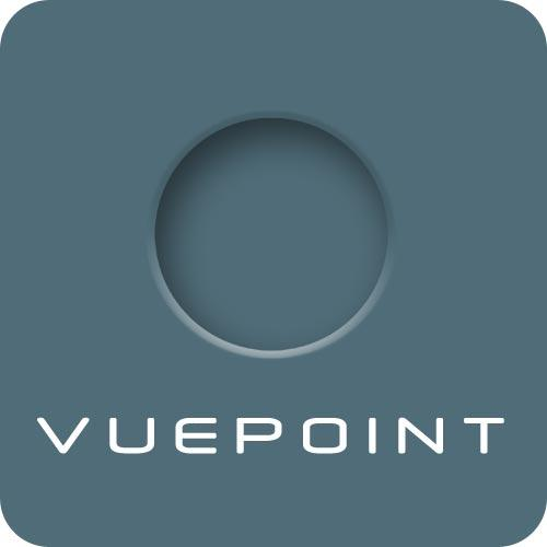 San Antonio Leading San Antonio Website Development Firm Logo: Vuepoint Creative