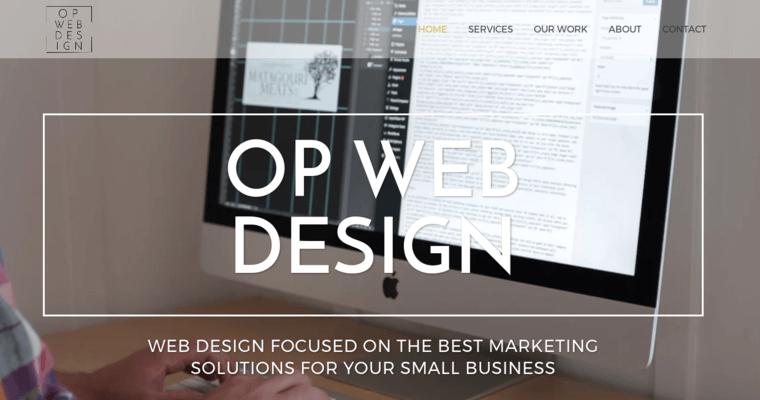 Op web design best firms san diego