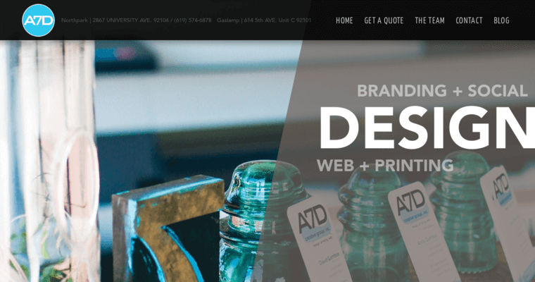 Small Graphic Design Firms Vancouver