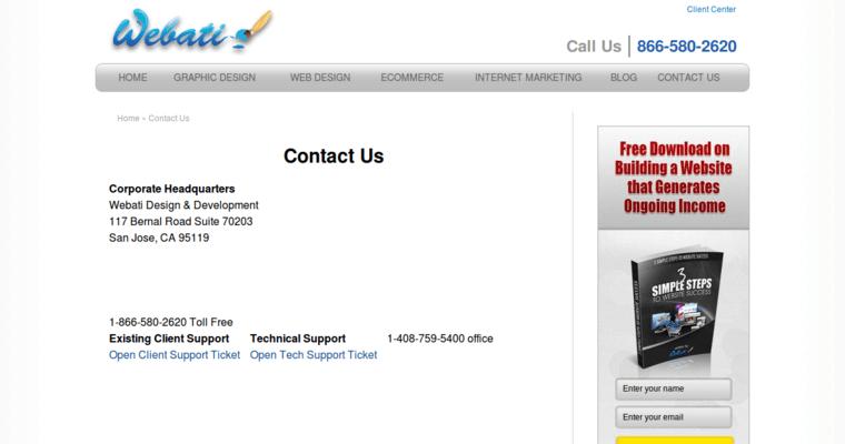 Webati Top San Jose Web Development Agencies 10 Best Design