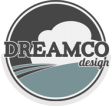 Best School Web Development Business Logo: DreamCo Design