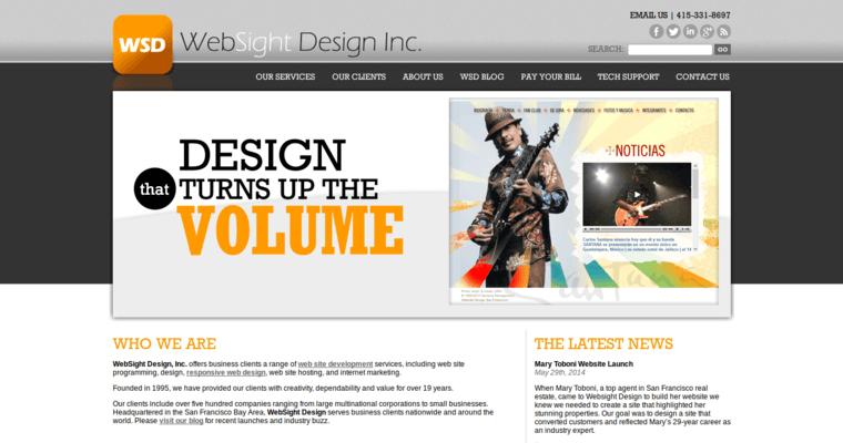 Websight Design Best Web Design Firms Sf