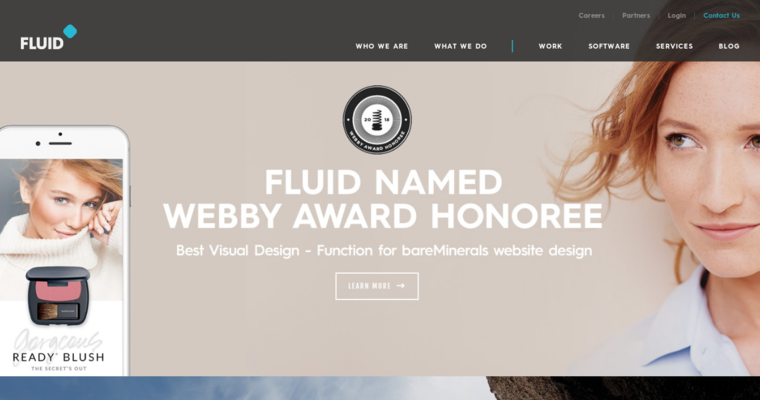 Fluid Best Sf Web Design Firms 10 Best Design
