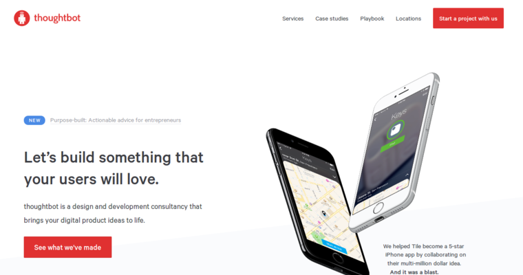 Thoughtbot Best Web Design Firms Sf