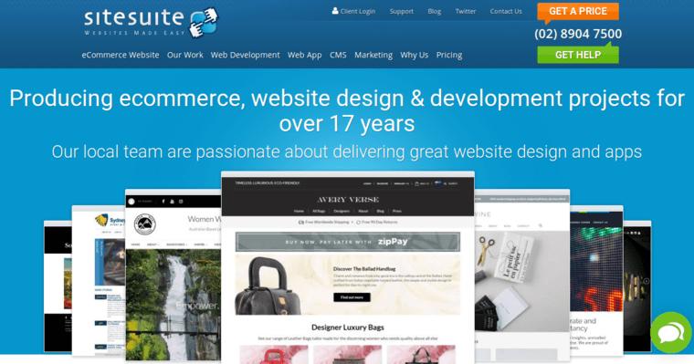 SiteSuite Website Design | Best Web Design Firms Sydney