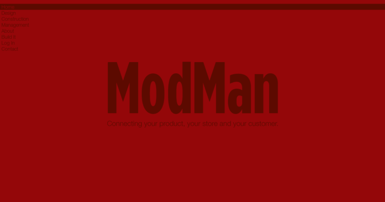 Home Page of Top Web Design Firms in California: ModMan