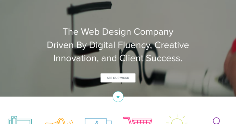 Home Page of Top Web Design Firms in New York: Bowen Media