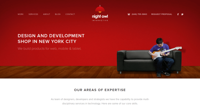 Night Owl Interactive | New York Web Design