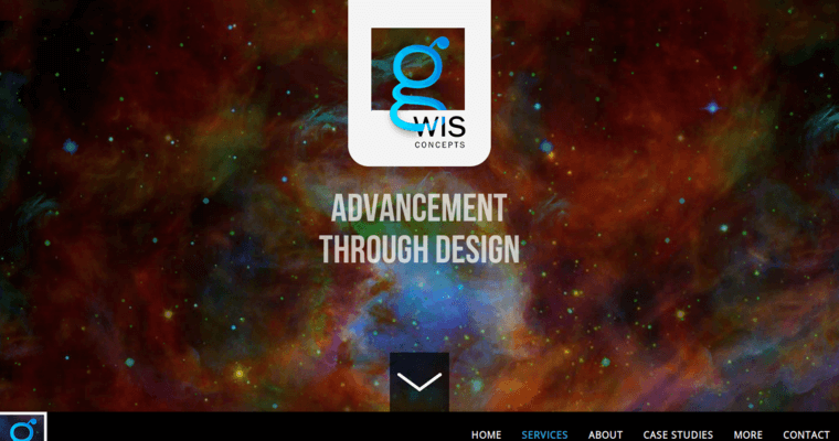 Service Page of Top Web Design Firms in Pennsylvania: G Wis Concepts