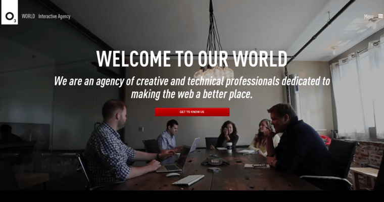 About Page of Top Web Design Firms in Pennsylvania: O3 World