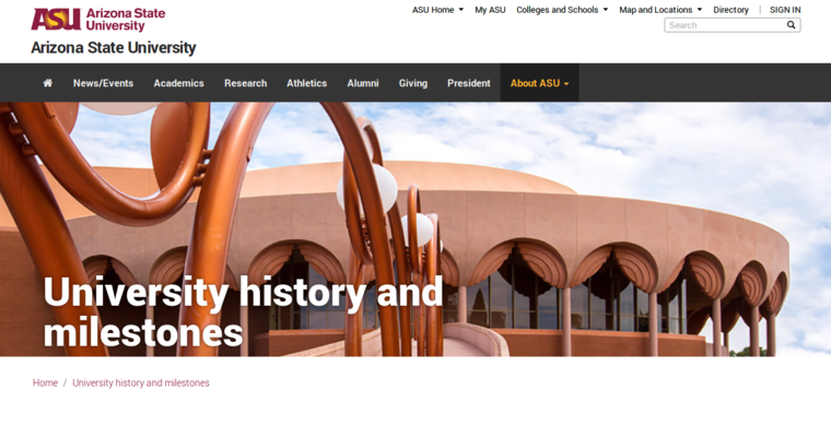 Pleasant Arizona State University Best Best Web Development Programs Download Free Architecture Designs Intelgarnamadebymaigaardcom