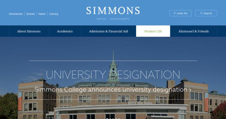 Wondrous Simmons College Top Web Development Programs 10 Best Design Home Interior And Landscaping Ymoonbapapsignezvosmurscom